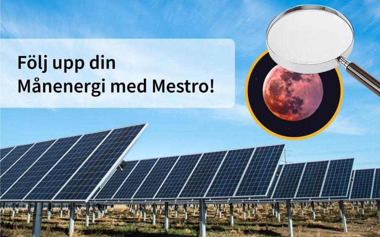 Följ upp månenergin!