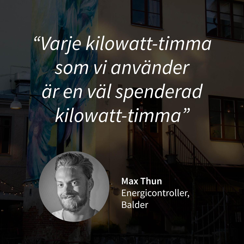 Kundcase Max Thun Balder